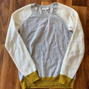 Madewell sweater.
